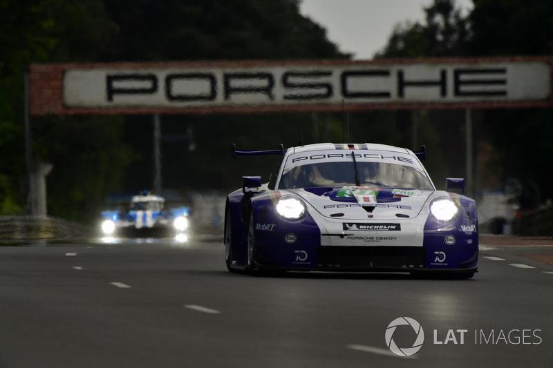 31. #91 Porsche GT Team Porsche 911 RSR