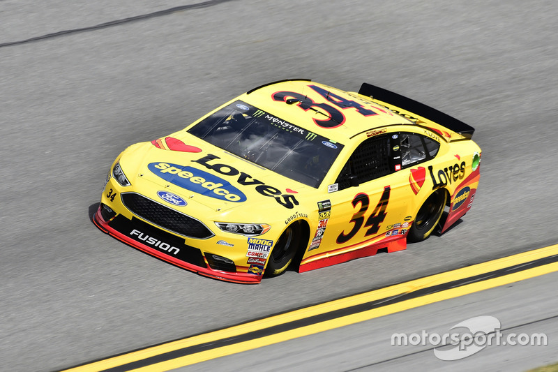 №34. Майкл Макдауэлл, Front Row Motorsports, Love's Travel Stops Ford Fusion