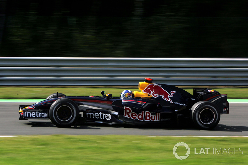 2007: Red Bull-Renault RB3