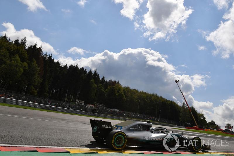 19. Valtteri Bottas, Mercedes AMG F1 W09*