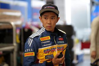 Takuto Iguchi, Team UPGARAGE