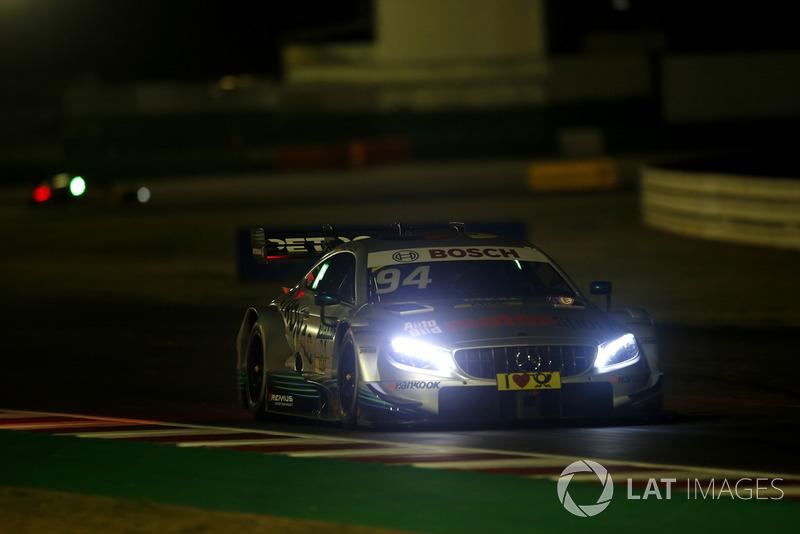 6. Pascal Wehrlein, Mercedes-AMG Team HWA, Mercedes-AMG C63 DTM