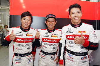道上龍&小暮卓史&大津弘樹(Ryo Michigami and Takashi Kogure and Hiroki Otsu)#34 Modulo Drago CORSE#34 Modulo Drago CORSE