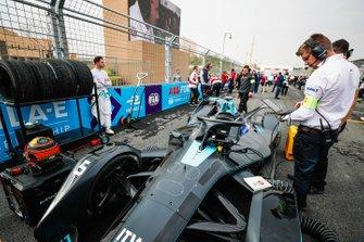 Stoffel Vandoorne, HWA Racelab derrière sa VFE-05