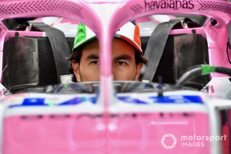 Sergio Pérez, Racing Point Force India