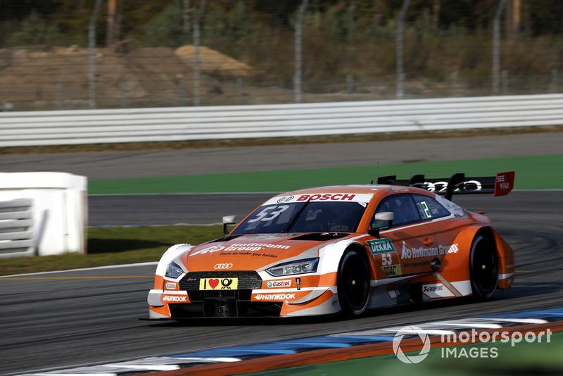 13. Jamie Green, Audi Sport Team Rosberg, Audi RS 5 DTM