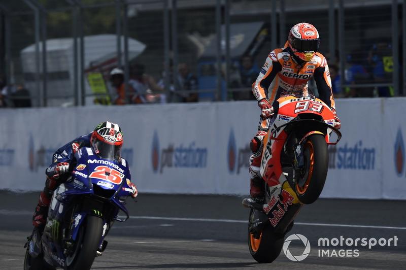 Гран Прі Таїланду: перемога