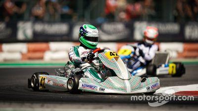 FIA Karting European KZ/KZ2/Academy Championship