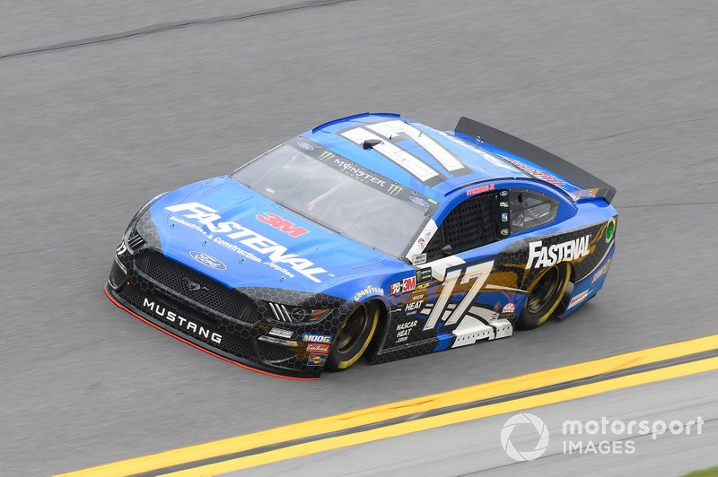 #17: Ricky Stenhouse, Roush Fenway Racing, Ford Mustang