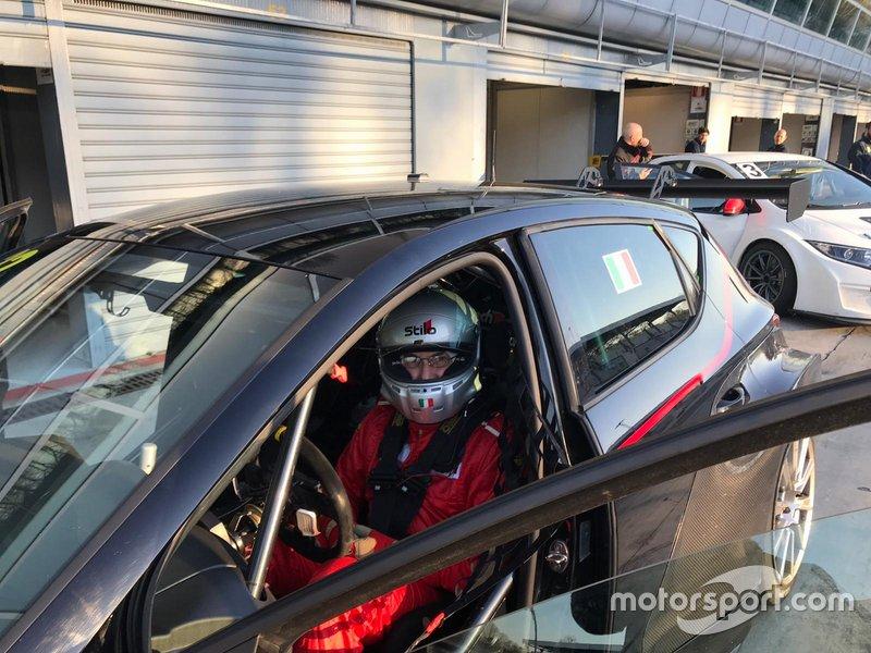 Annuncio BD Racing