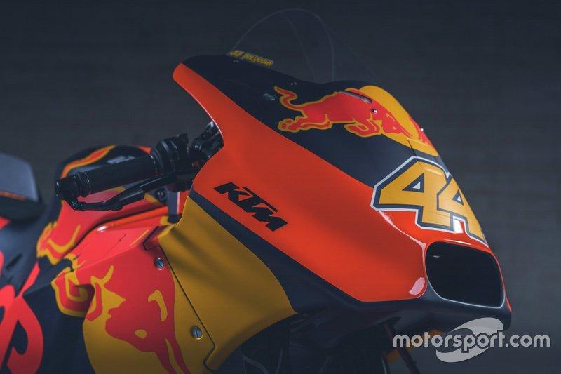 La moto de Pol Espargaró