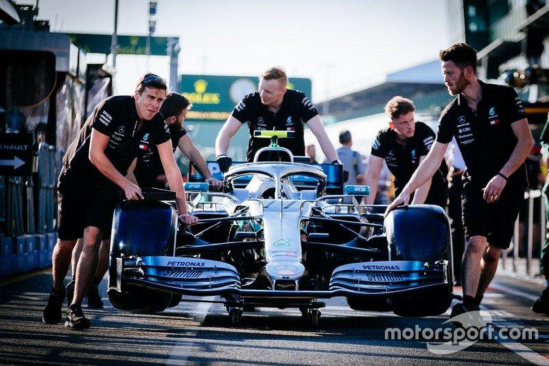 Ausztrál Nagydíj F1 2019