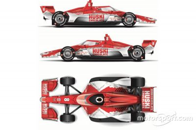 Chip Ganassi Racing duyuru