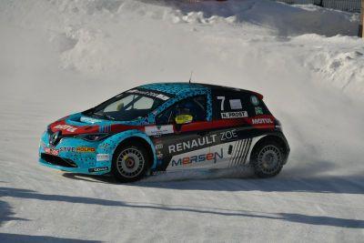Renault Zoe Andros Trophy