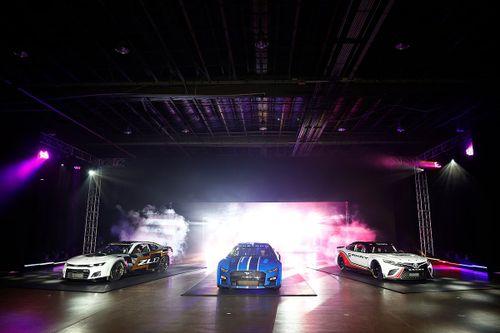 Next-Gen: NASCAR Gen7-Auto ab 2022