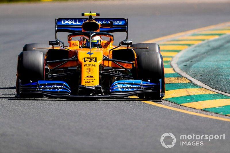 12. Ландо Норріс, McLaren — 0