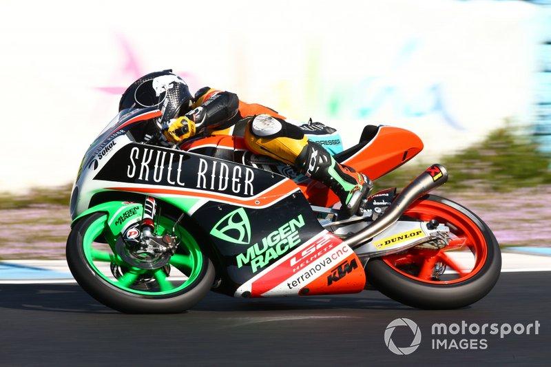 BOE Skull Rider Mugen Race