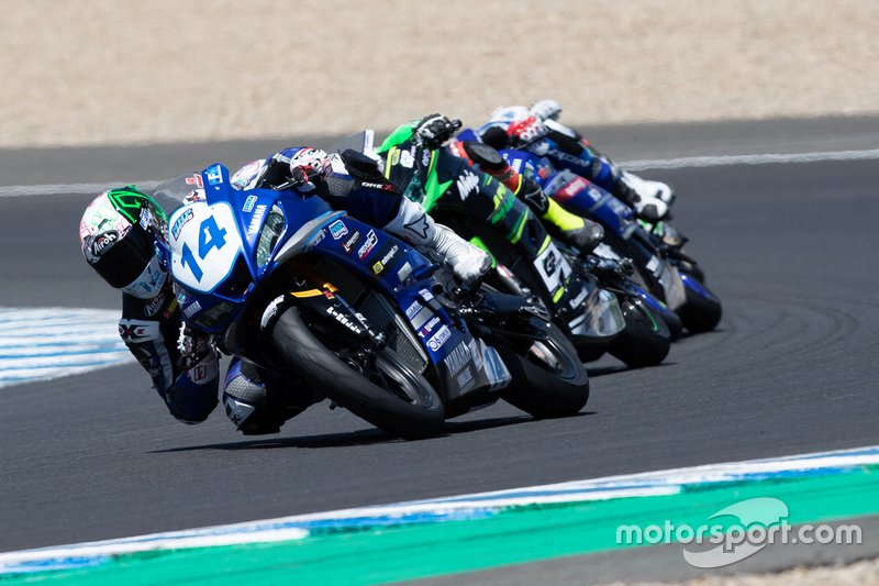 Enzo de la Vega, MHP Racing-Patrick Pons