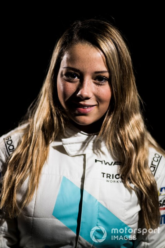 Каррі Шрайнер, HWA Racelab