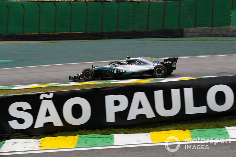 1. Valtteri Bottas, Mercedes AMG F1 W09 EQ Power+