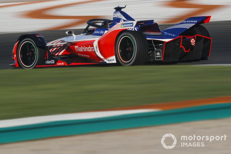 Паскаль Верляйн, Mahindra Racing, M5 Electro