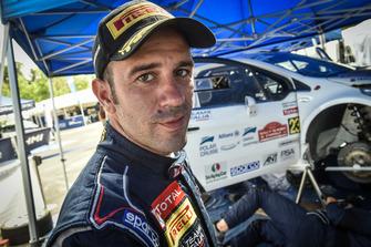 Giuseppe Princiotto, Peugeot Sport Italia