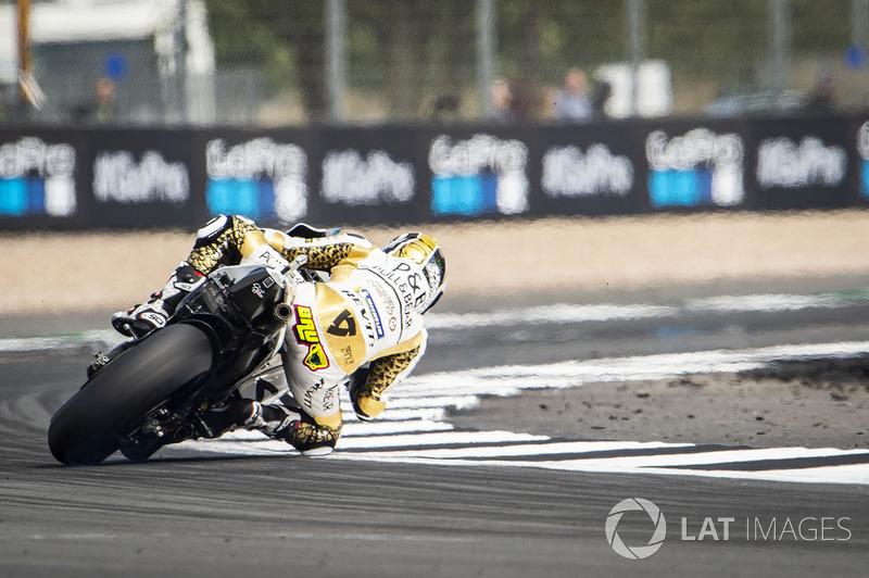 Alvaro Bautista, Angel Nieto Team, sliding