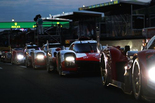 Le Mans 24 Hours Live Commentary and Updates