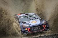 Тьєррі Ньовілль, Nicolas Gilsoul, Hyundai i20 WRC, Hyundai Motorsport