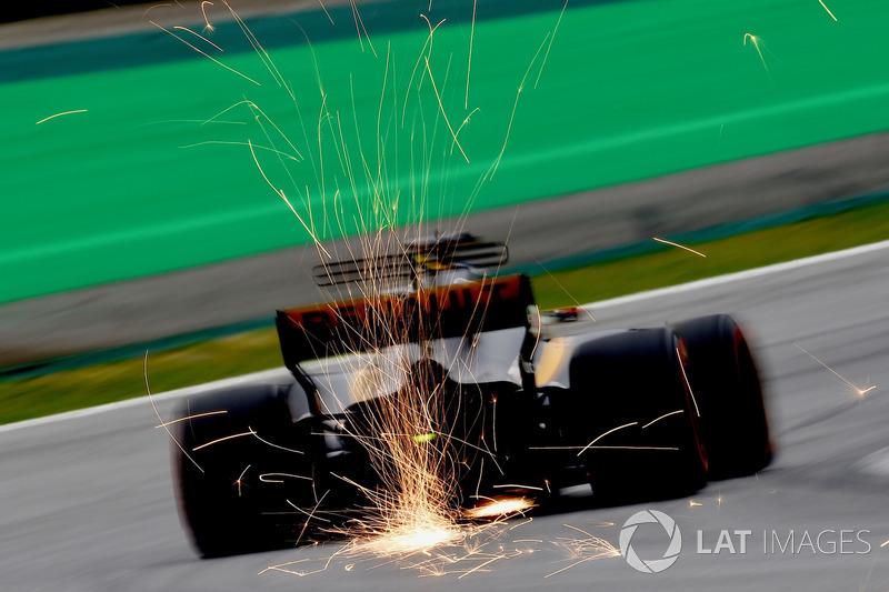 10. Nico Hülkenberg, Renault Sport F1 Team RS17