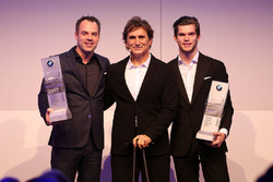 BMW Sports Trophy Driver Competition: Alessandro Zanardi, Max Koebolt, Ricardo van der Ende