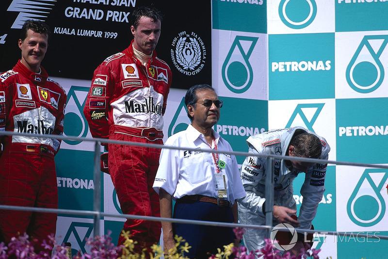4. GP da Malásia, 1999