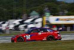 #54 JDC-Miller MotorSports, Audi RS3 LMS TCR, TCR: Michael Johnson, Stephen Simpson