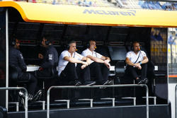 Gil de Ferran, Director deportivo, McLaren