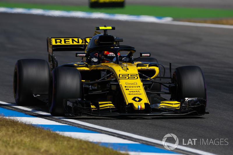 8: Карлос Сайнс, Renault Sport F1 Team R.S. 18 – 1:12.692