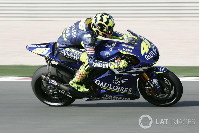 2005. Valentino Rossi