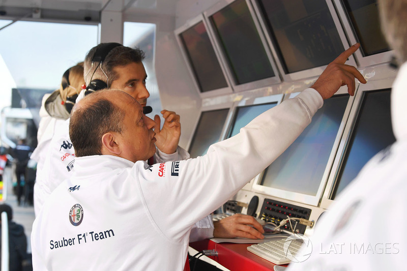 Фредерик Вассер, руководитель Alfa Romeo Sauber F1 Team