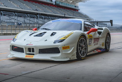 #127 Lake Forest Sportscars Ferrari 488: Rick Mancuso
