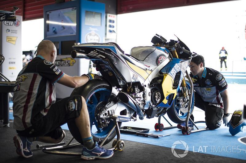 Marc VDS mechanic