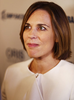 Claire Williams, Deputy team principal, Williams F1