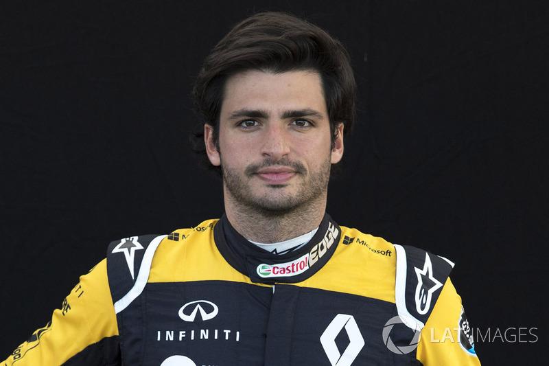 #55: Carlos Sainz Jr., Renault