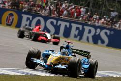 Fernando Alonso, Renault F1 Team R26