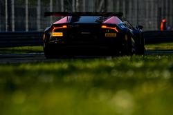 #27 Daiko Lazarus Racing Lamborghini Huracan GT3: Fabrizio Crestani, Miguel Ramos, Giuseppe Cipriani