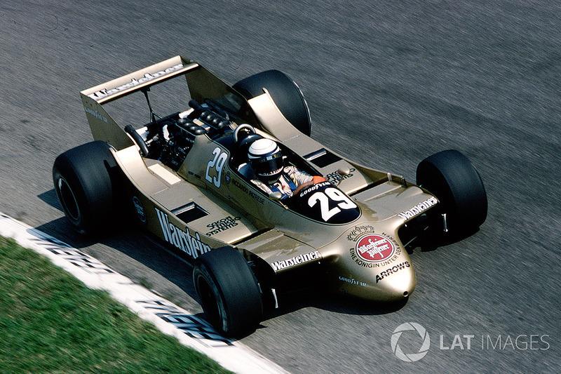1979. Arrows A2 Ford