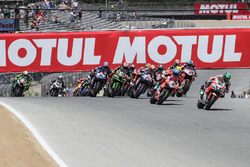 Superbike-WM 2018 in Laguna Seca