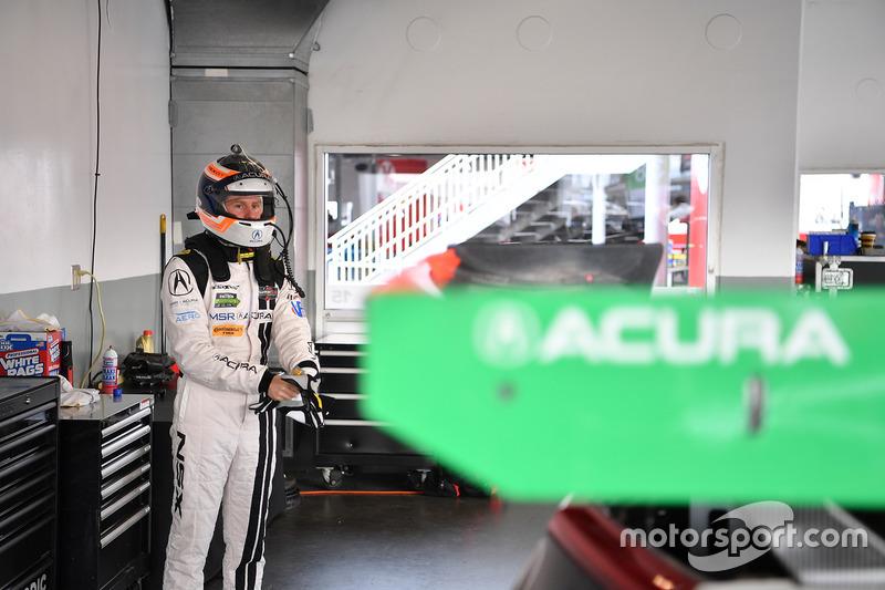 Mark Wilkins, Michael Shank Racing