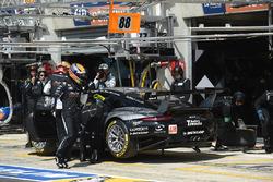 #88 Proton Competition Porsche 911 RSR: Стефан Лемре, Халед Аль-Кубайсі, Клаус Бахлер