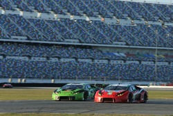 #48 Paul Miller Racing Lamborghini Huracan GT3: Bryan Sellers, Madison Snow, Bryce Miller, Andrea Caldarelli