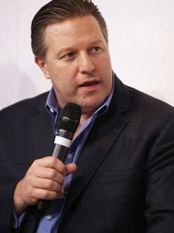 Зак Браун, председатель, Motorsport Network