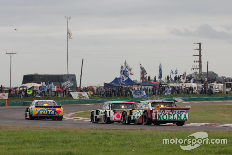 Juan Martin Bruno, UR Racing Dodge, Leonel Sotro, Di Meglio Motorsport Ford, Prospero Bonelli, Bonelli Competicion Ford